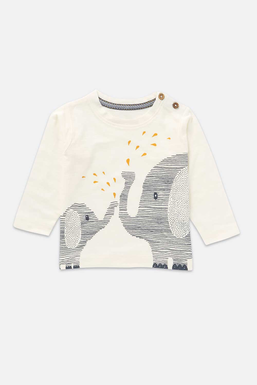 Flammé Shirt Elefanten