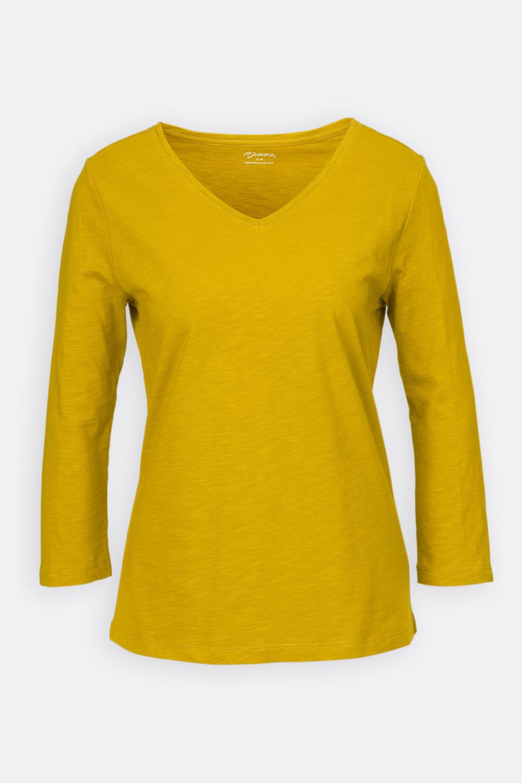 3/4-Arm Flammé Shirt