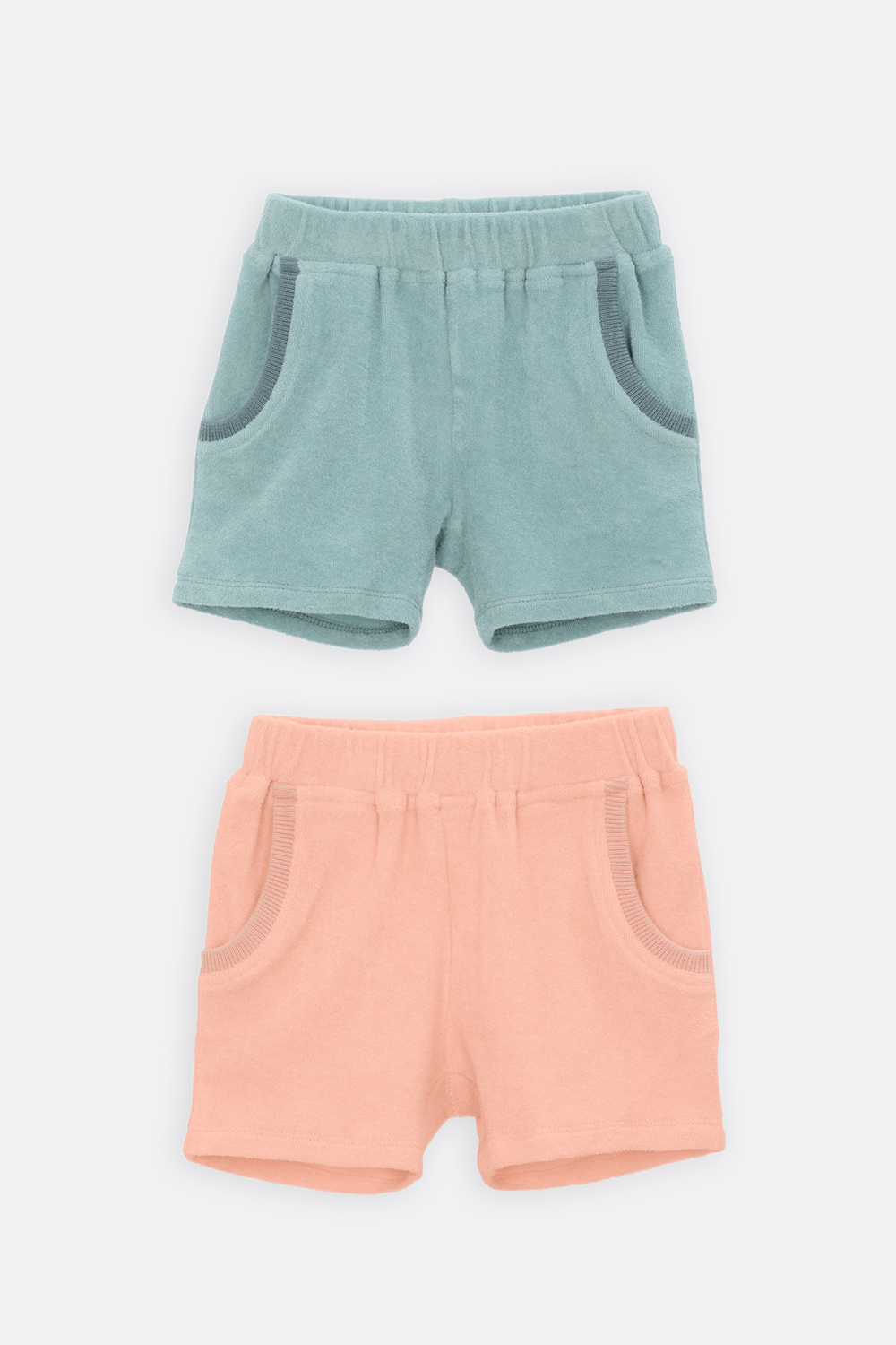 Frottee Shorts