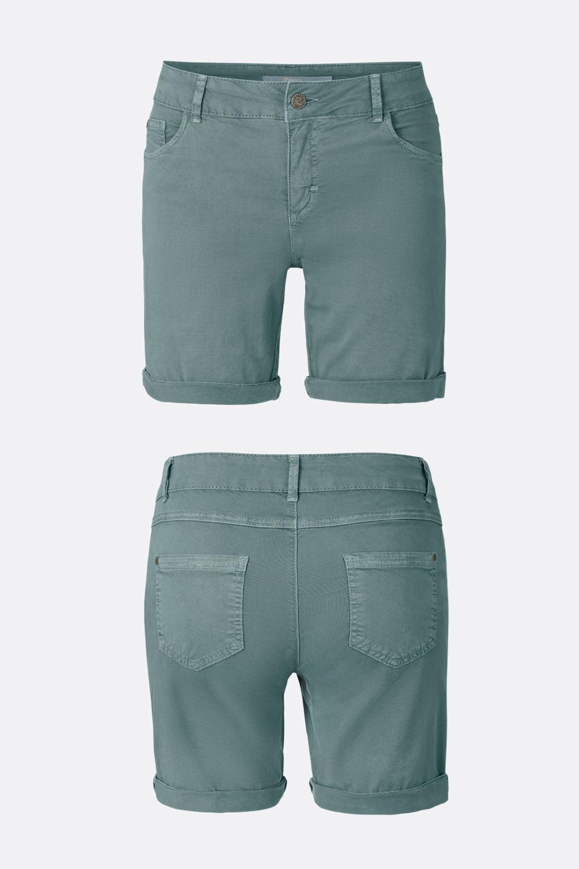 Twill Shorts
