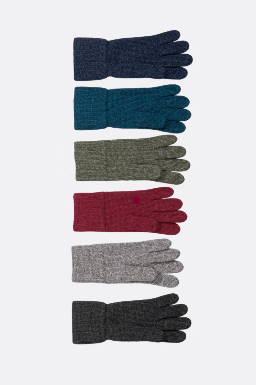 Damen Lammwoll Handschuhe