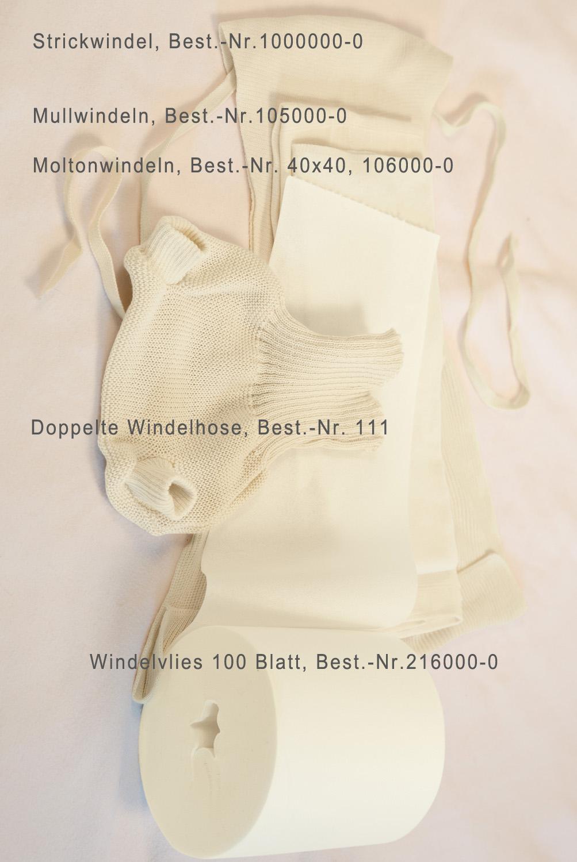 Doppelte Windelhose