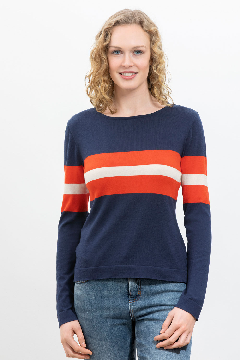 Colorblocking Pullover