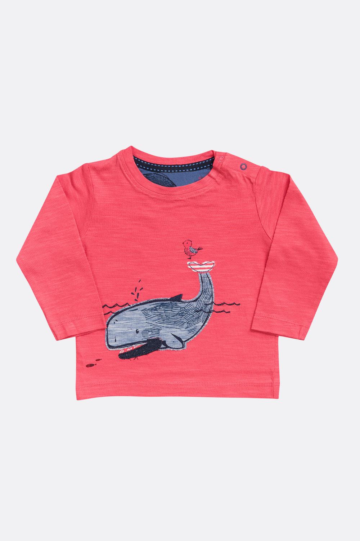 Jerseyshirt, Langarm