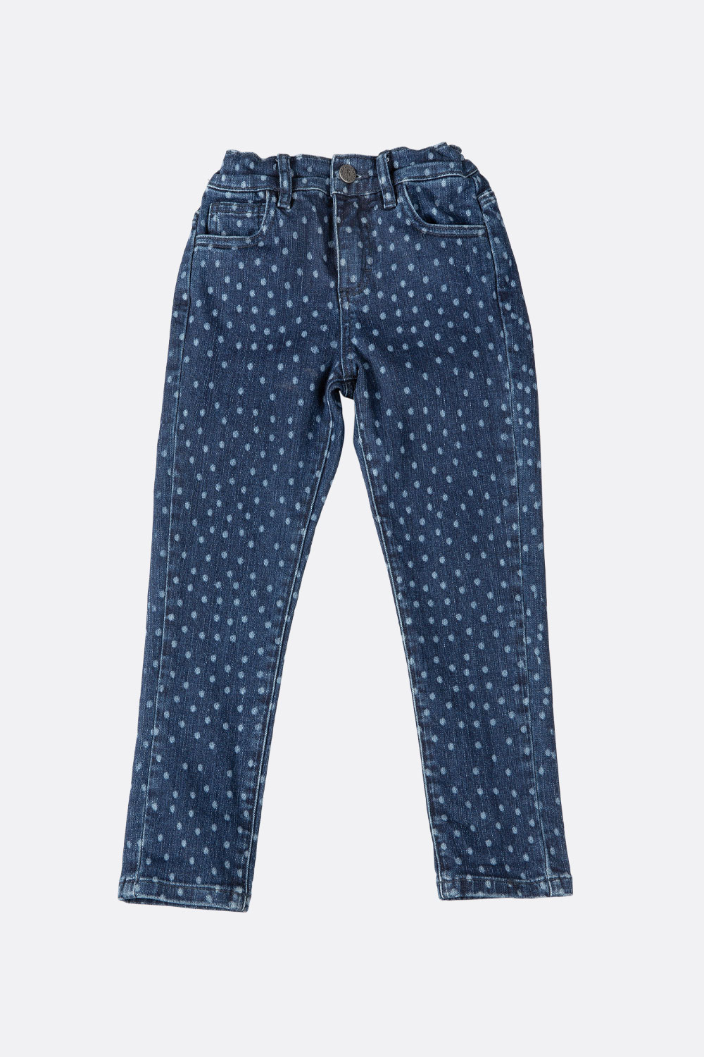Jeans Punkte