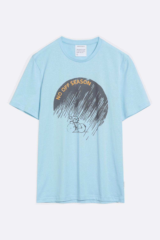 Herren T-Shirt No Off Season