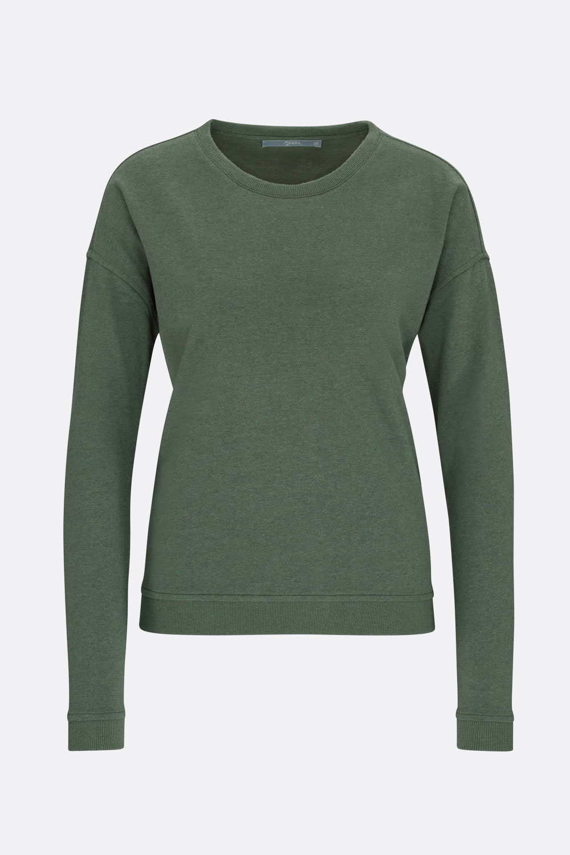 Baumwoll-Hanf-Woll Sweatshirt