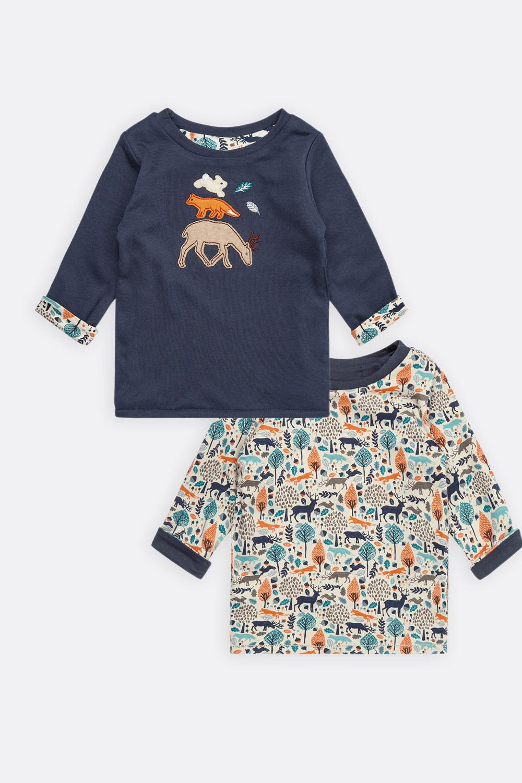 Wende-Shirt Tiere/Eichhörnchen
