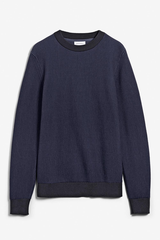 Herren Two-Tone Pullover