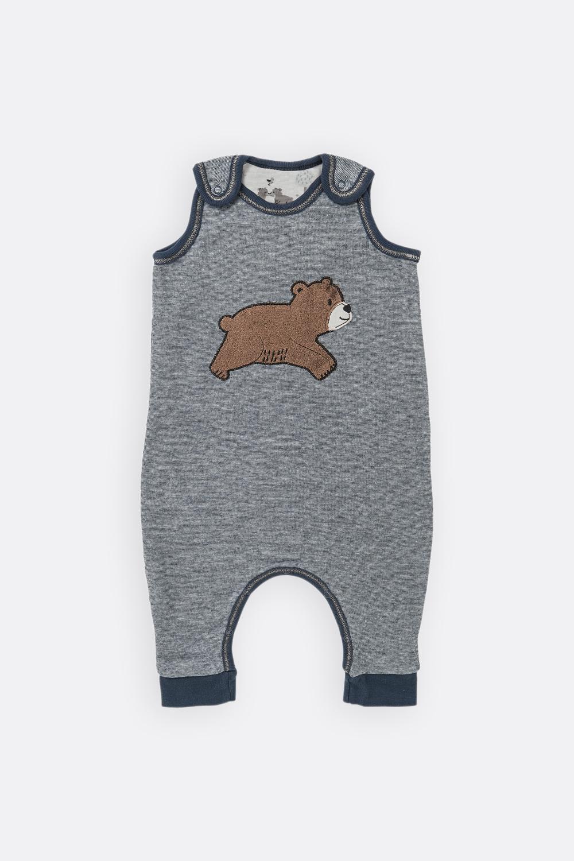 Strampler Bär