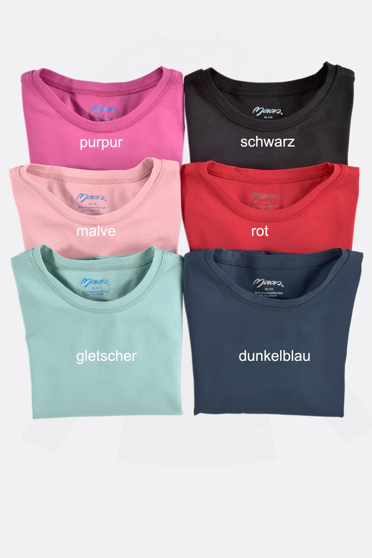 Shirt, leicht tailliert
