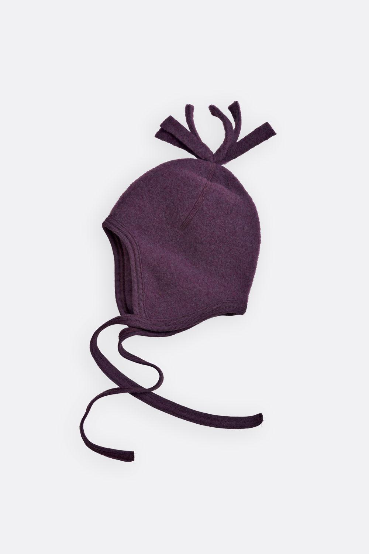Woll-Fleece Mütze