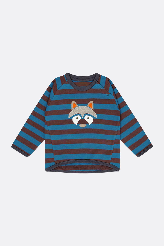 Ringelsweater Waschbär