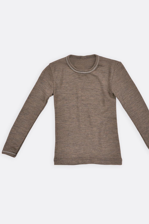Wolle-Seide Shirt